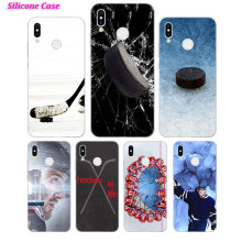 Silicone Phone Case Hockey Sport Fashion for Huawei P Smart 2019 Plus P30 P20 P10 P9 P8 Lite Mate 20 10 Pro Lite Nova 3i Cover все цены