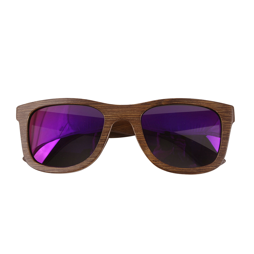 Image 3 - BerWer bamboo sunglasses 2019 fashion polarized sunglasses popular new design wooden sunglasses Frame Handmade-in Men's Sunglasses from Apparel Accessories on AliExpress