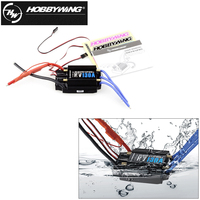 1pcs New HobbyWing SeaKing V3 130A BL Motor ESC HV 6V 5A BEC For RC R
