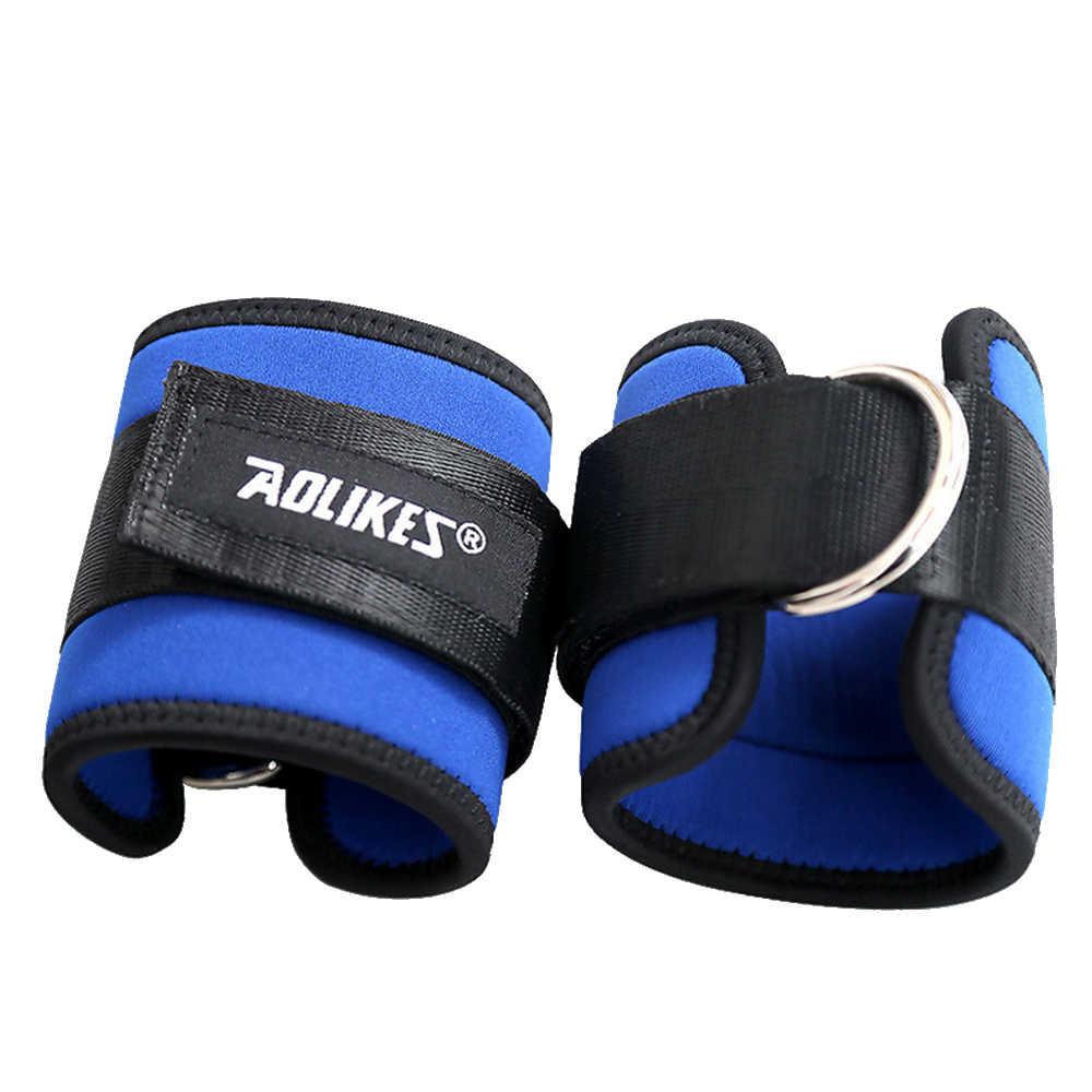 Albreda Nieuwe Fitness Gewichtheffen Been Krachttraining Riem Voet Power Trainers Gewicht Lager Ring Been Spier Gewicht Training