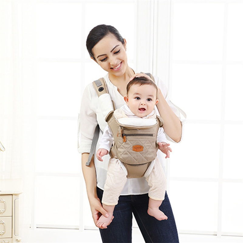 surper economic baby carrier rider canvas classic children suspenders hipseat backpack sling wrap toddler breathable cotton economic methodology