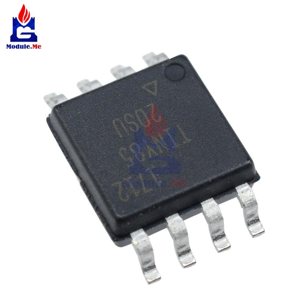 100Pcs Attiny85-20Pu ATMEL DIP-8 Microcontroller Chips