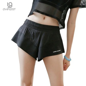 New Fashion High Elastic Fitness Short Women Workout Sporting Sexy Shorts For Women Breathable Quick Dry Sliming Female Trouser
