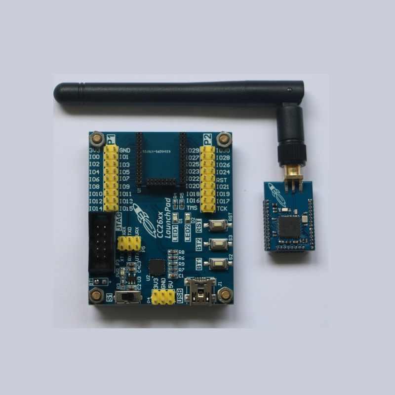CC2650 CC2640R2 ti launchpad 開発ボードの bluetooth 5.0 cc2540