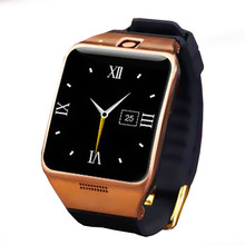 Wristwatch bluetooth watch LG128 Smart Watch wearable with NFC,upport SIM Card 1.3mp Camera Remote Capture Monitor Waterproof