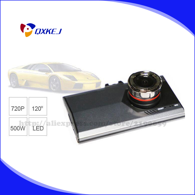 Top Quality 270 Degree Road Safety Guard Car Camera 2.8 LCD TFT Screen 6 LED USB 2.0 Vehicle DVR Recorder