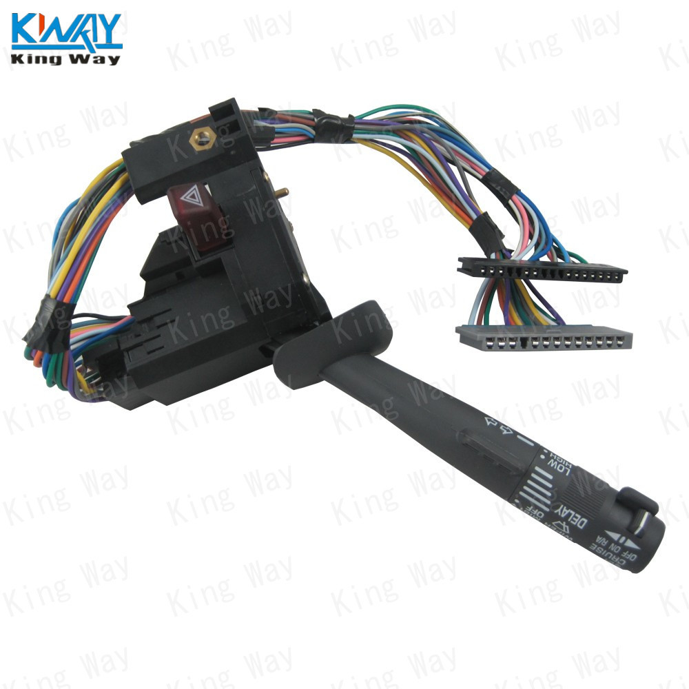 Chevy Turn Signal Lever Replacement : Free shipping king way new cruise control windshield wiper