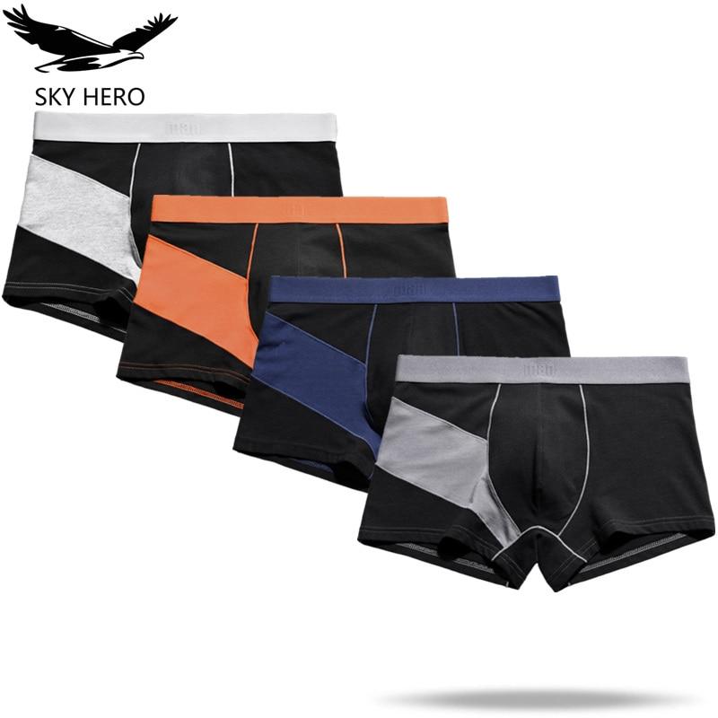 Mens Underwear Boxers Calzoncillos Hombre Boxer Marca Boxershorts Men Homme Man Boxer Shorts Underpants Meng Cotton Male Panties