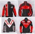 Мужчины мужчины f1 honda куртка MOTO GP мотоцикл мотоцикл зима ветрозащитный хлопка куртки пальто
