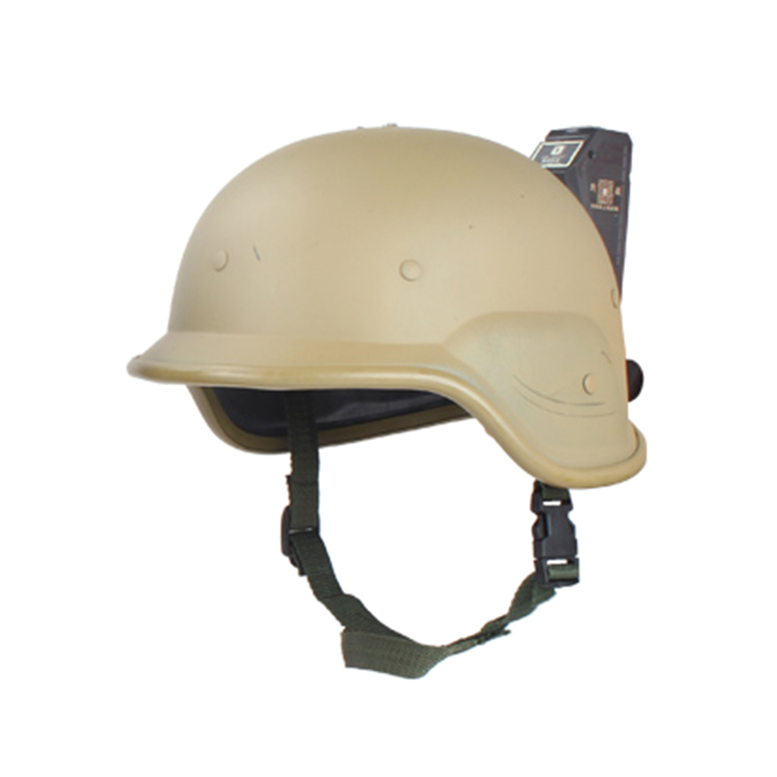 NFSTRIKE casque lampe unique femmes Induction déterminer casque pour CS Gel d'eau perles Blaster Battle-Tan noir