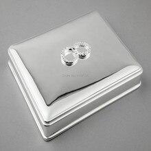 Высокое качество кольца к свидетельство о браке / фото коробке с кристалла украшения / романтический фотоальбом