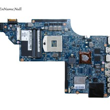 Free shipping 665348-001 for HP DV6 DV6-6000 motherboard HM65 HD6490/1G,100% Tes