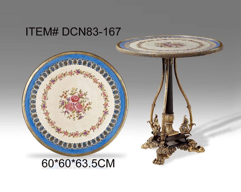Online kopen wholesale ronde metalen tafel uit china ronde metalen ...