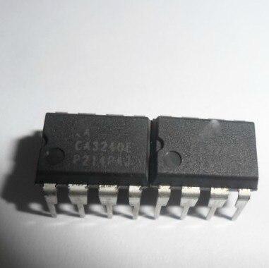 Free Shipping 10pcs/lot CA3240E CA3240EZ op amp DIP DIP-8 new original