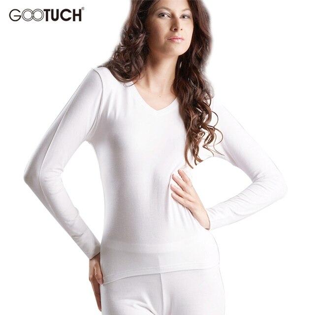 5fb424e84fc Womens Warm Long Johns Thin Long Sleeves Undershirt V Neck Warm Underwear  4XL 5XL 6XL Womens Plus Size Thermal Underwear 026