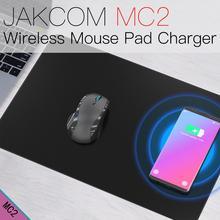 JAKCOM MC2 Mouse Pad Sem Fio Carregador venda Quente em Carregadores como beoplay banco de energia solar carregador lifepo4