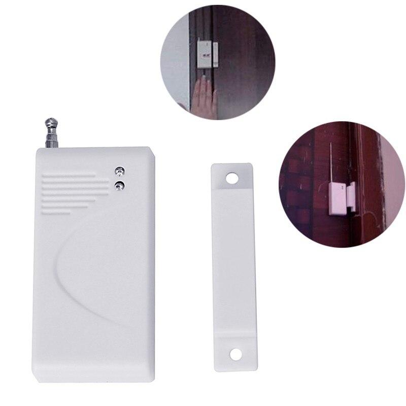 433MHZ Wireless Door Window Magnetic Sensor Detector Alarm Home Security System On Sale