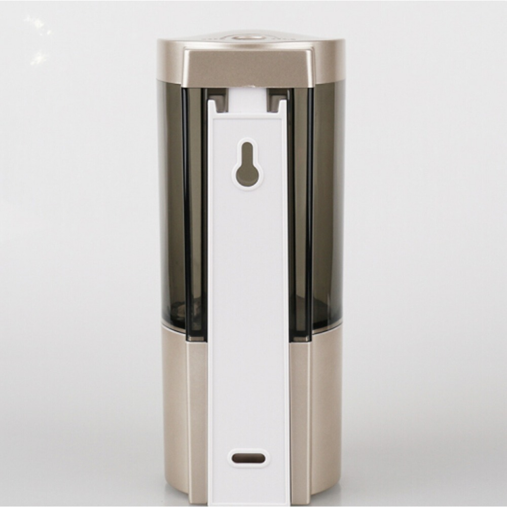 Soap Dispenser 500ml*2 Automatic Soap Dispenser Smart Sensor Touchless Infrared ABS Soap Dispenser Wall Shampoo Box Bathroom - 2