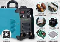 Wechselrichter DC edelstahl 220 V argon lichtbogenschweißen maschine dual zweck elektroschweißgerät