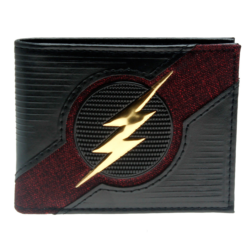 DC Comics The Flash Bifold Wallet DFT-3059 the dc comics guide to coloring and lettering comics