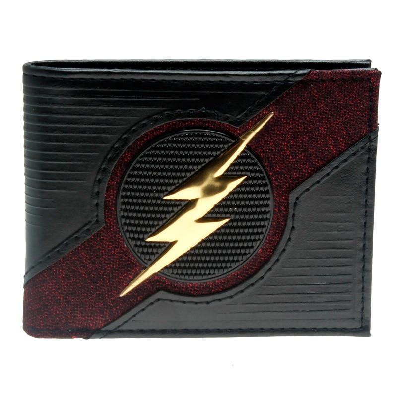 DC Comics The Flash Bifold Wallet DFT-3059 цена