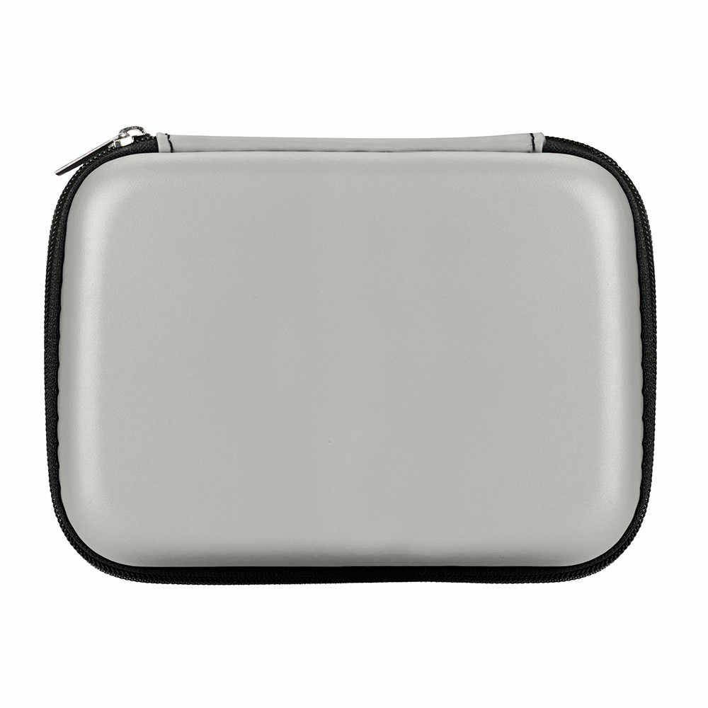 Ręczne Carry Case pokrywa 2.5 cal Power Bank USB zewnętrzny WD dysk twardy HDD Protect Bag obudowa Case #15