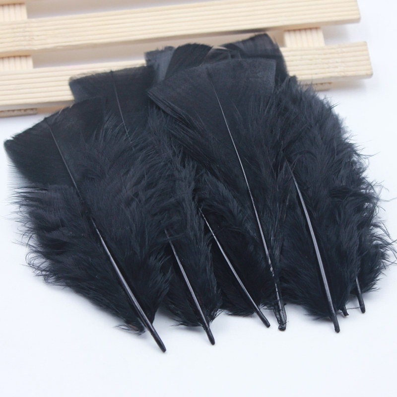 15Pcs Lot High quality Natural Pheasant Feathers Chicken Feather Plume Diy jewelry Campanula Dance clothing Decorative in Feather from Home Garden