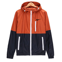 7907b0ee9 Windbreaker Men Casual Just Pikachu Do It Lightweight Jacket 2019 New Hooded  Contrast Color Zipper up