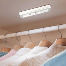 LED Strip Lights Lamps Energy Saving Portable Stick For Kitchen Cupboard Home LB88