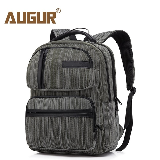 AUGUR Brand Backpacks For Men Woman School Bag 15.6 Inch Computer High  quality Classic Business bags Travel College Back pack b4748ef4fed07
