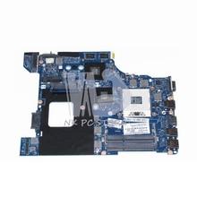 QILE1 LA-8131P FRU 04W4019 Main Board For Lenovo Thinkpad Edge E430 Laptop Motherboard 14 inch HD4000 GeForce GT610M DDR3