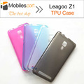 Leagoo Protetor Z1 Case New Alta Qualidade Matte TPU Silicone Case Capa para Leagoo Z1 Smartphone Frete Grátis