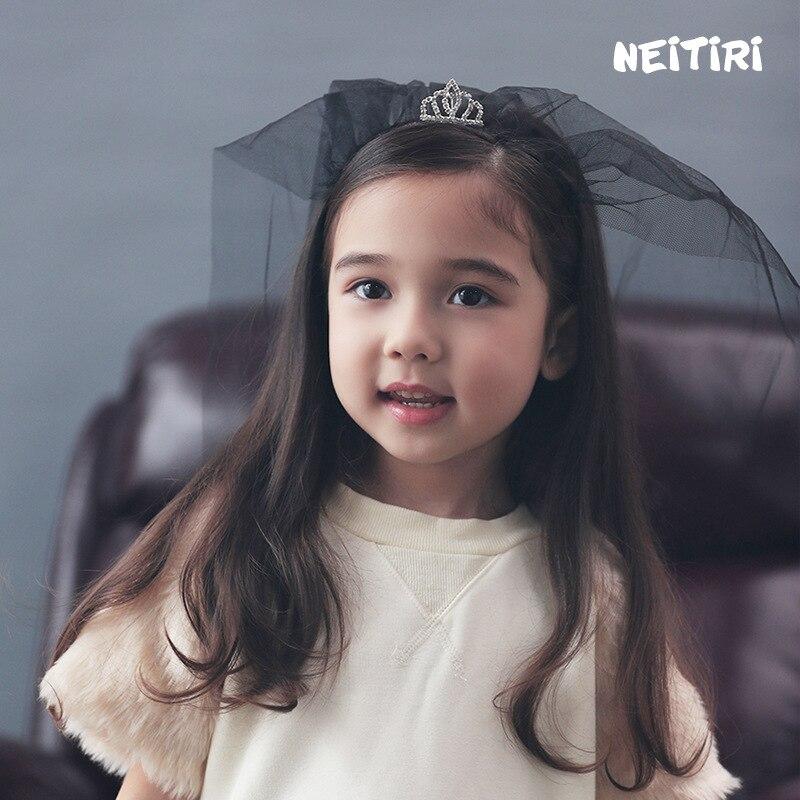 Korea High Quality Lace Wedding Hair Band Bow-knot Hair Accessories lovely Headband for Girls Hair Band Hair Bow Princess