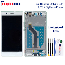 For Huawei P9 Lite LCD Display Digitizer Assembly VNS-L21 VNS-DL00 VNS-L23 for Huawei P9 Lite LCD Touch Screen with Frame