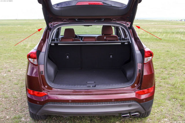 High Quality Automatic Trunk Power Tailgate Lift Kit System For Hyundai Tucson  Free
