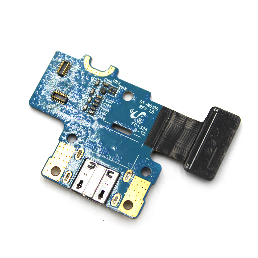 USB Dock Connector Charging Port Flex Cable For Samsung Galaxy Note 8.0 N5100 Repair Parts