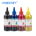 100ML/Bottle Sublimation Ink For Ricoh SG2100N SG3100 SG3100SNW SG3110DNW SG3110DN SG3110SFNW Heat Transfer Ink 4Colors/Set