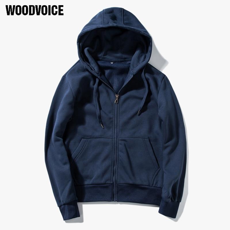 Men Hoodies 2019 New Sudaderas Hombre Hip Hop Mens Brand Solid Zipper Hoodie Sweatshirt Male Slim Fit Men Hoody Jacket Coats 627