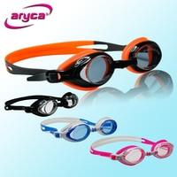 Aryca Swimming Goggles Professional Anti-fog  Waterproof  UV Silicone Unisex Swimming Glasses WG6B