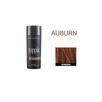 Ίνες ανοικοδόμησης μαλλιών tp.