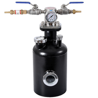 Brazing flux generator Acetylene propane gas flux Brazing tank RD 160B 4L Maximum capacity Welding Equipment 0.05Mpa Outpressurs
