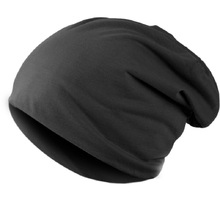Lady Winter Slouch Hats Solid Color Hip-hop Cap Beanie Hat One Size Elastic like Berets Unisex  9 Colors chapeu New