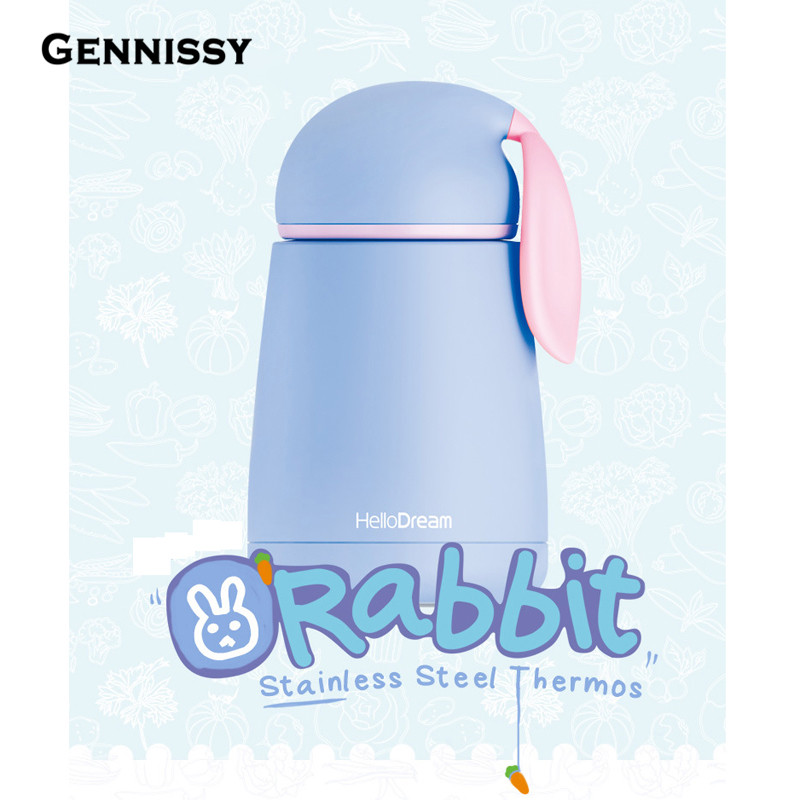 GENNISSY Space Cup Vacuum Flasks Insulation Cup Creative Thermocup Keep Warm Bottles Thermos Water Bottle Thermo