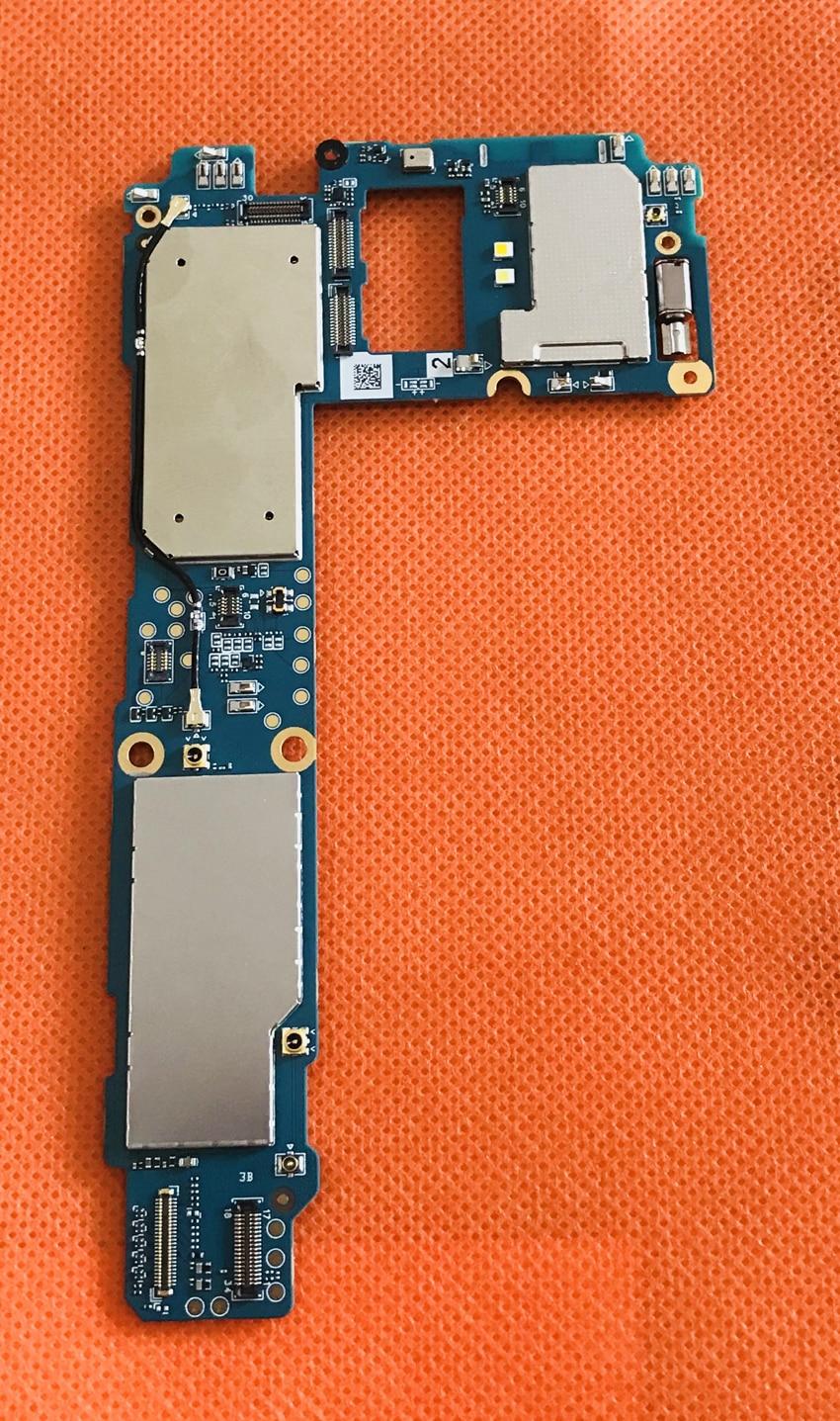 6g RAM + 128g ROM Motherboard mainboard Original para Elephone U Pro E9003 Octa Núcleo Snapdragon Frete Grátis