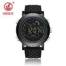 New OHSEN 1808 Flagship Rugged Smartwatch 24-month Standby Time 24h All-Weather Monitoring Smart Watch For IOS And Android(China)