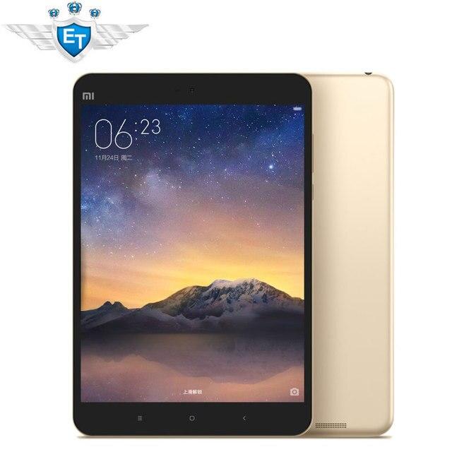"""Оригинал Xiaomi Mipad 2 MI Pad 2 Intel Atom X5 Металлический Корпус Tablet PC 7.9 """"сетчатка Экран 2 Г RAM 8.0MP 6190 мАч Быстрое Зарядное Устройство"""