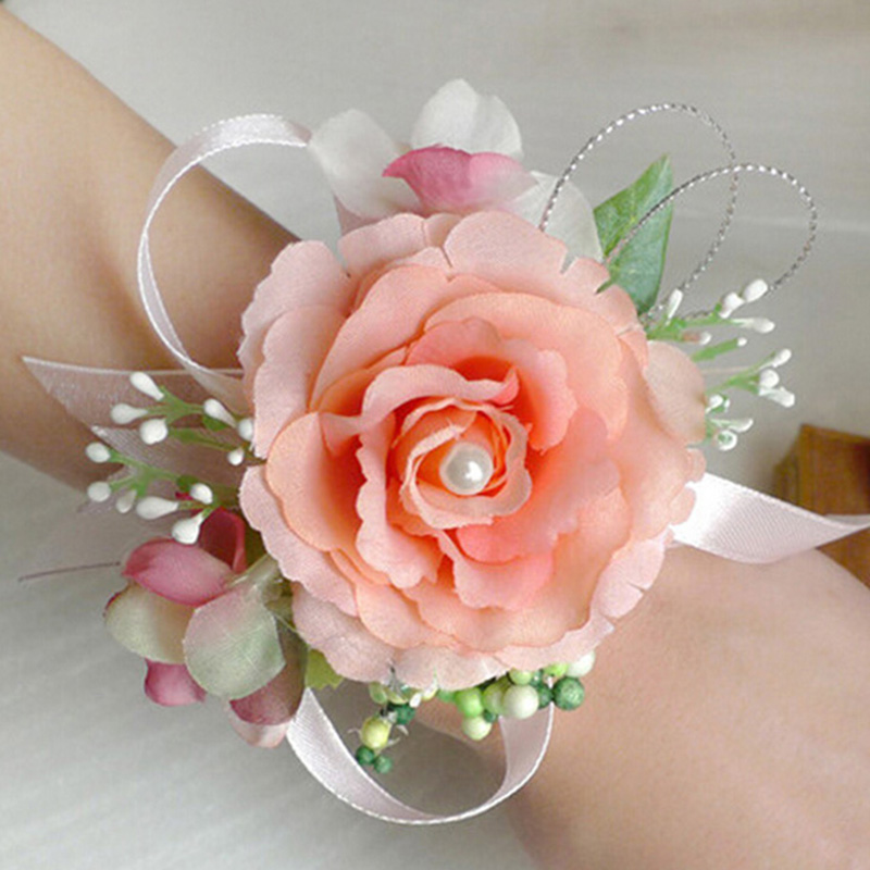 Hot Sale Bridal Wrist Ccorsage Weeding Decoration For Weddings