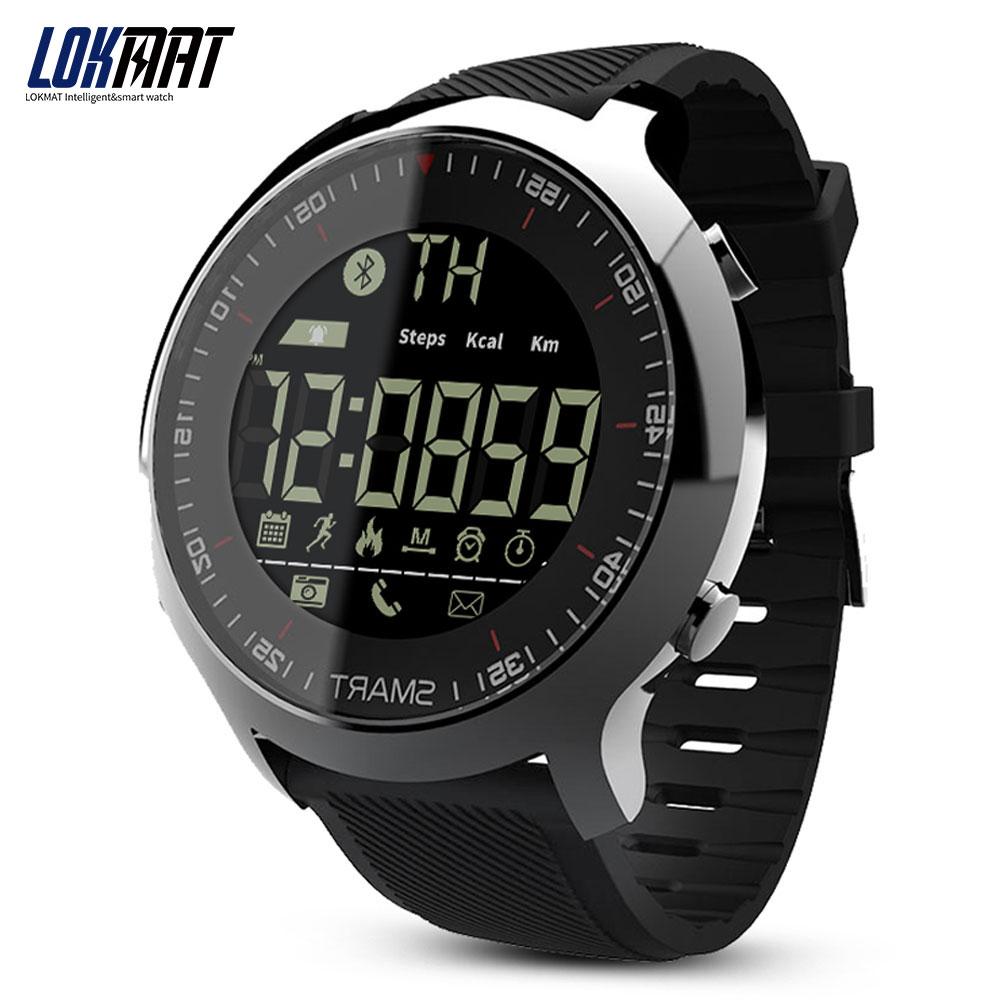 Sport Smartwatch Bluetooth Waterproof IP68 Passometer Call Reminder Ultra long Standby digital smart watch men for