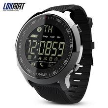 Спортивные Smartwatch Bluetooth waterproof IP68 Шагомер напоминание о вызове ультра-длинный режим ожидания цифровые «Умные» часы для мужчин для ios Android