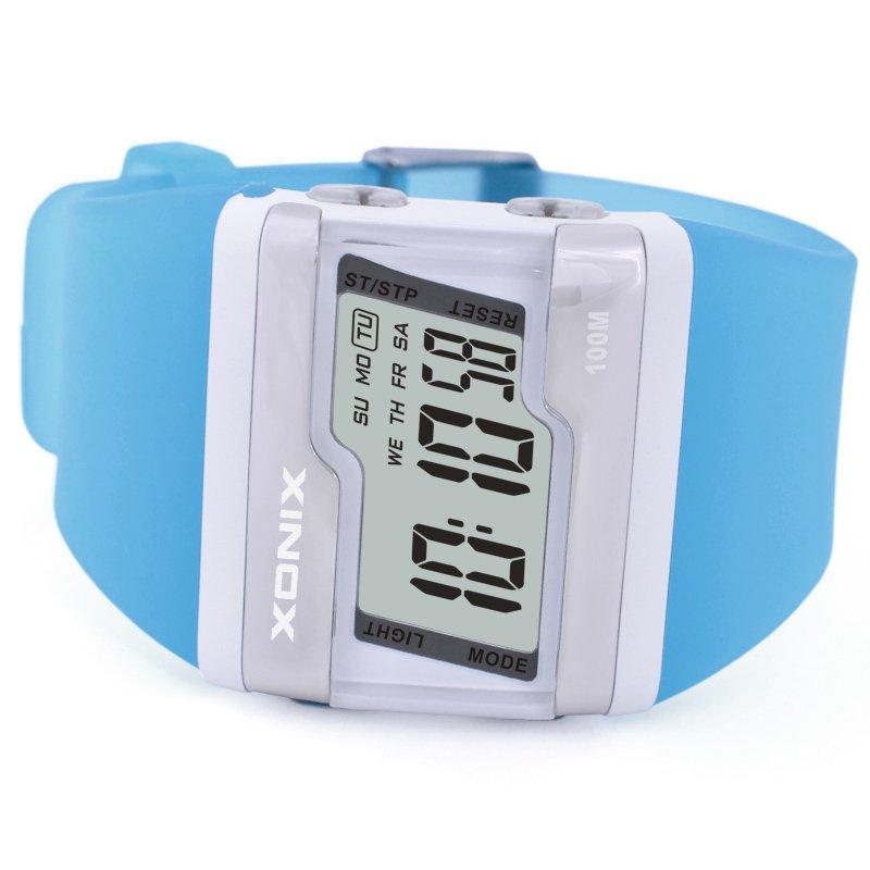Precis LED Digital Display Armband Watch Barnens Studenter - Damklockor - Foto 3